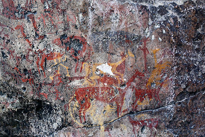 Rock Paintings and Petroglyphs