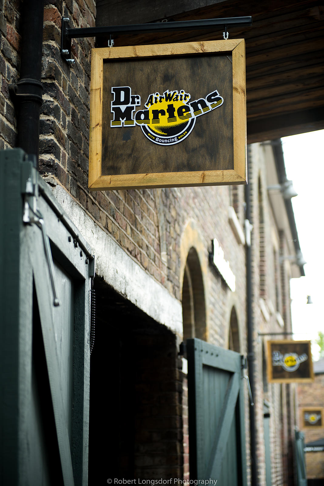 Dr. Martens Store in London
