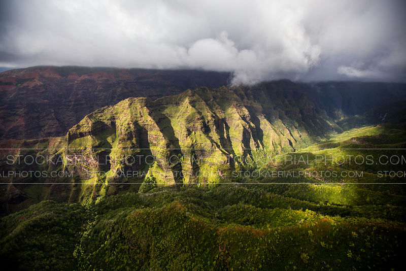 Rugged Mountains, Kauai