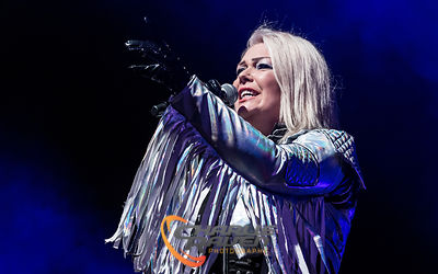 Kim Wilde - The Pavilion, Bournemouth 07.04.18