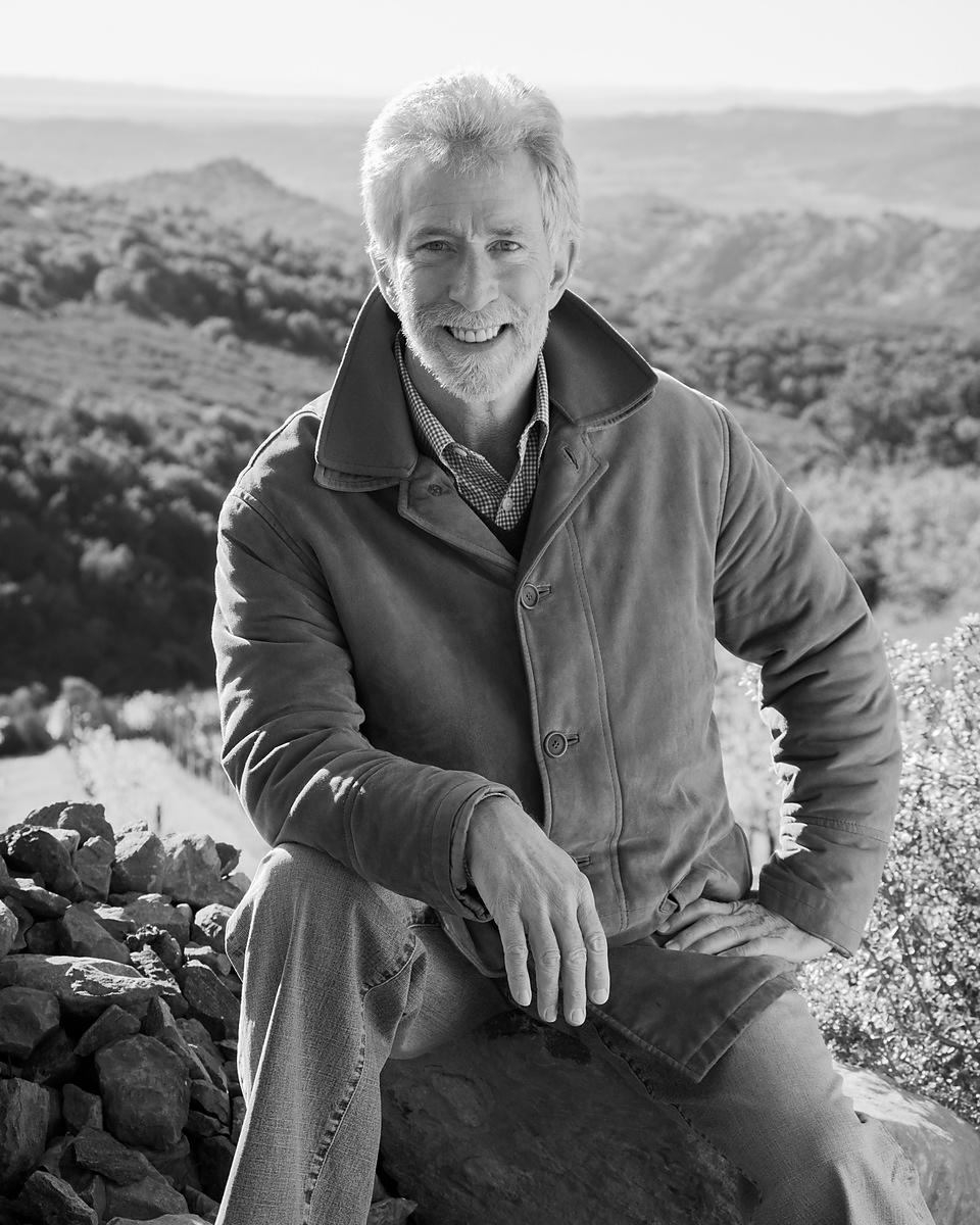 Tim Mondavi of Continuum Estate. San Francisco commercial portraits by Jason Tinacci