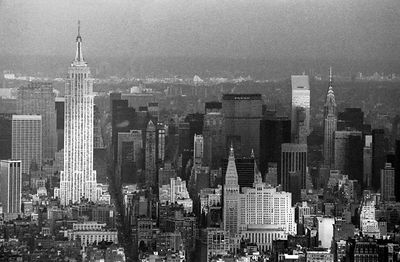 Midtown Manhattan 1980s