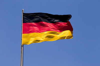 The National Flag of Germany