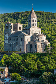 Romanesque churches of Auvergne
