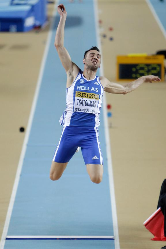 Long Jump | Louis Tsatoumas (GRE)