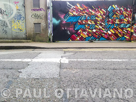 Cork Street Art 9 | Paul Ottaviano Photography