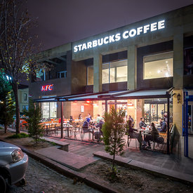 Starbucks Bachesehir, Istanbul_Low res