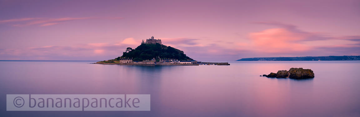 St Michael's Mount, Marazion, Cornwall - BP2161