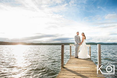 Amy & Tyler Wedding, The Margate, Laconia, NH