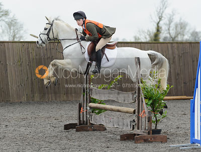 Tilda Farmer - Class 4 - CHPC Eventer Trial, April 2015.