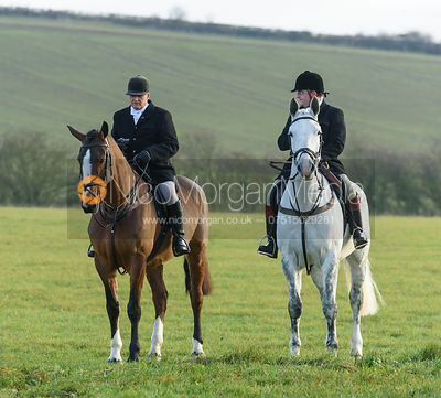 The Cottesmore Hunt at Withcote Lodge 26/11