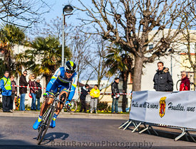 The Cyclist Keukeleire Jens- Paris Nice 2013 Prologue in Houilles