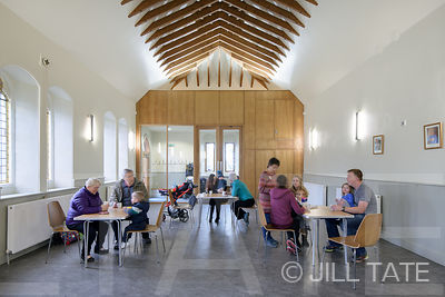 St John's Church Hall, Killingworth | Client: Beecher Architect