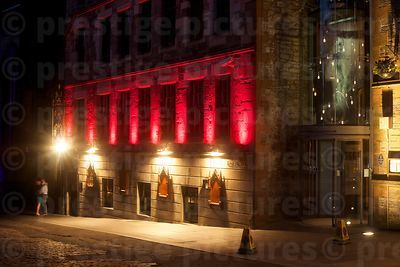 The Witchery Restaurant on Royal Mile