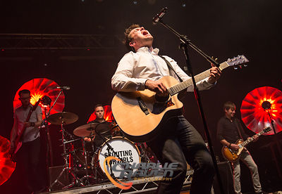 Scouting for Girls - O2 Academy Bournemouth 04.12.15