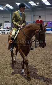 Quorn Hunt Gate Jumping Competition 2012