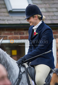 LIsa Freckingham - The Quorn Hunt at John O' Gaunt 9/11/12