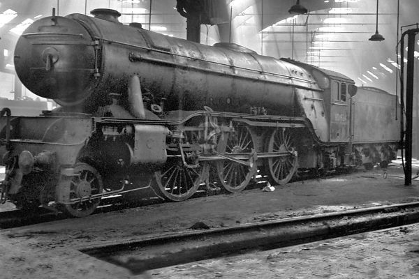 Steam loco V2 60831 York