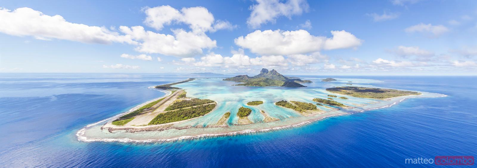 Matteo Colombo Travel Photography Panoramic Aerial View Of