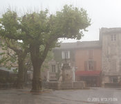 While scouting for our Villages of Provence Photo Workshop we hit unusually rainy weather. I used the fog and rain to create ...