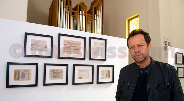 SAM St.Moritz Art Masters 2012 Walk of Art Vik Muniz - VERSO