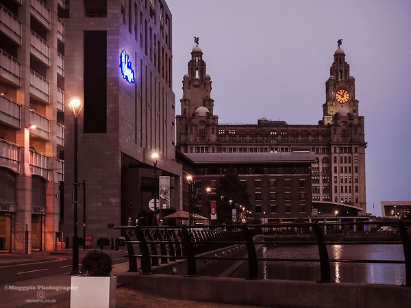 Dockside Liverpool