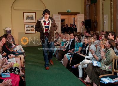 A Countryside Alliance Fashion Show, Kelmarsh Hall, Northamptonshire