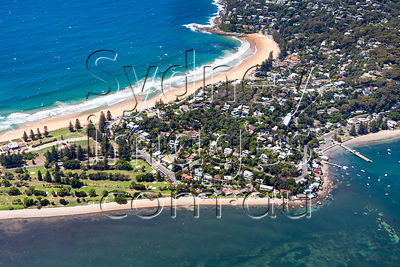 Palm Beach From Pittwater