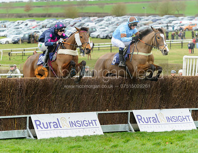 TREACYSWESTCOUNTY (Jack Andrews) - Race 2 - PPORA Members - The Cottesmore Point-to-point 26/2