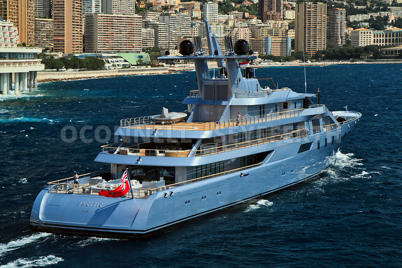 ,Superyacht Pacific