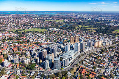 Bondi Junction Looking South