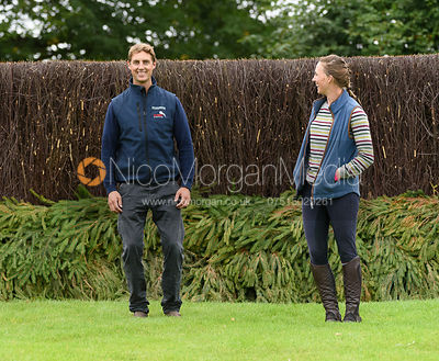 Gubby Leech, Land Rover Burghley Horse Trials 2017