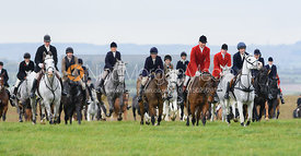 The field - Quorn opening meet 2016