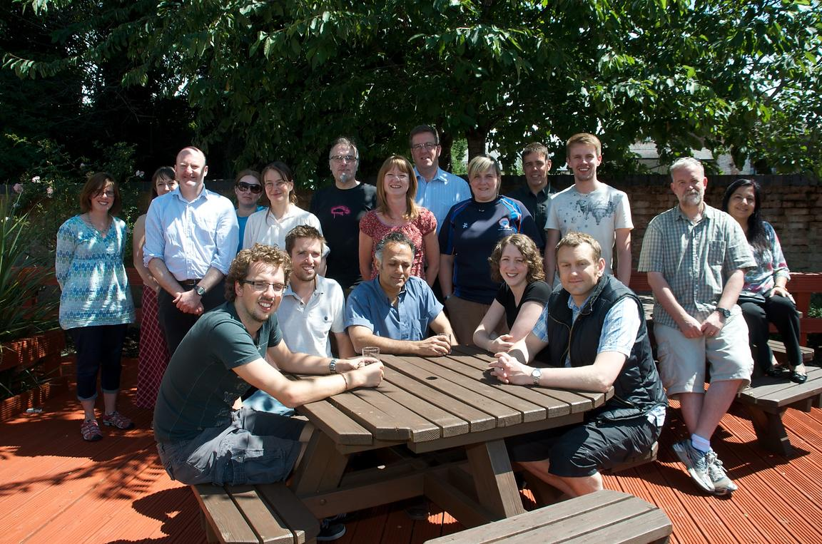 Biological Sciences Research Group Awayday