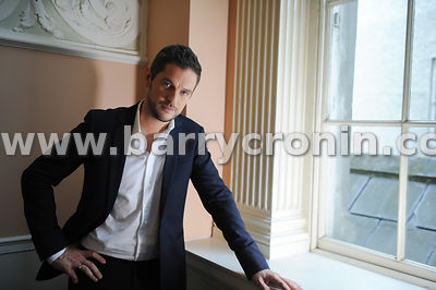 30th September, 2014.Film Director Gary Shore who has just finished 'Dracula Untold' starring Luke Evans photographed in the ...
