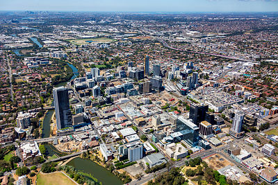 Parramatta Wide to Sydney