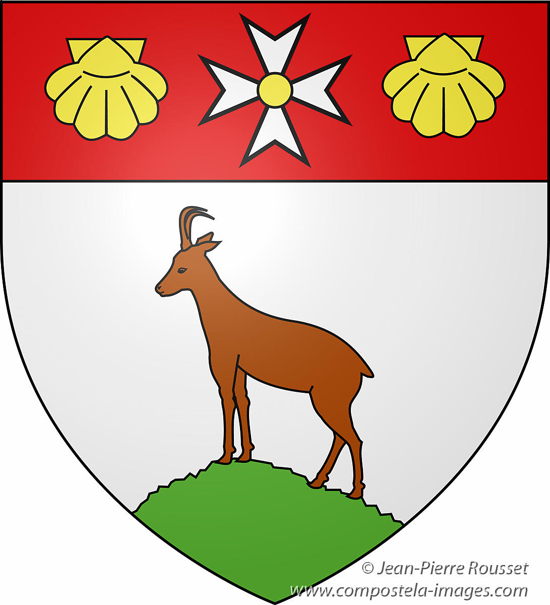 Blazon of Gavarnie