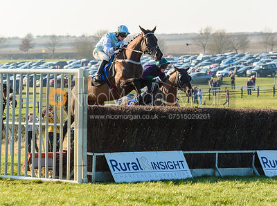 Race 6 - Restricted Race. The Cottesmore at Garthorpe