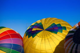 Detail of Hot Air Balloons