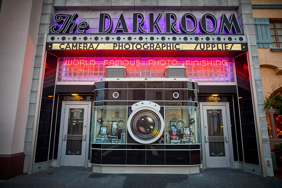 The Darkroom photo booth