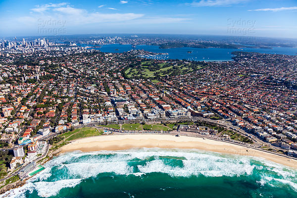 Bondi Beach to Sydney