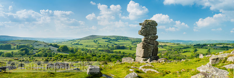 BP6406 - Bowerman's Nose, Dartmoor
