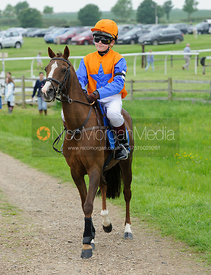 Race 2 - 138cms Novice Riders - Pony Racing, Garthorpe 4/6