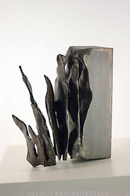 YZO-sculpture métal Art contemporain