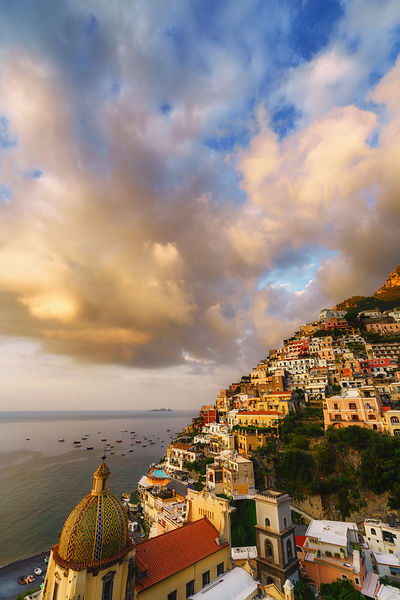 Positano Morning