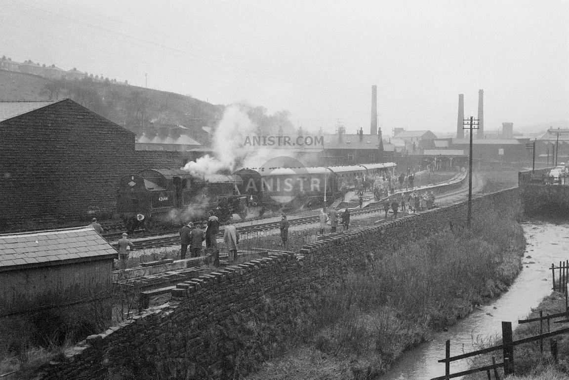 Bacup station