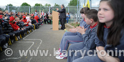st olivers, oliver plunkett national school, health promotion festival, activity, school health, children, children's health,...