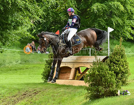 Hanna Berg and QUITE SURVIVOR, Equitrek Bramham Horse Trials 2018