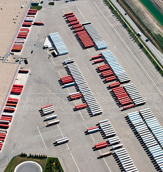 Canadian Tire Distribution Center, Calgary Alberta