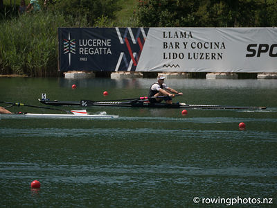 Taken during the FISA World Cup 3, Rotsee, Lucerne, Switzerland; ©  Rob Bristow; Frame 589 - Taken on: Saturday - 14/07/2018-...